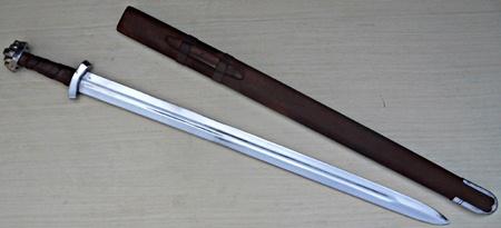 Cadastro de Personagens  Viking-sword