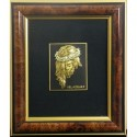 Jesus Christ-Damascene Framed Picture