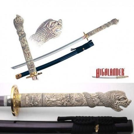Highlander Connor Katana Sword