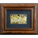 Last Supper-Damascene Framed Picture