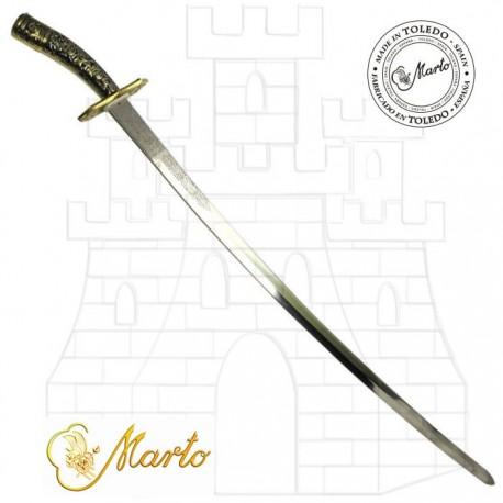 Genghis Khan Sabre Sword