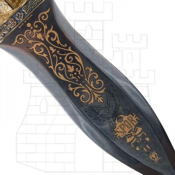 roman pugio dagger by marto