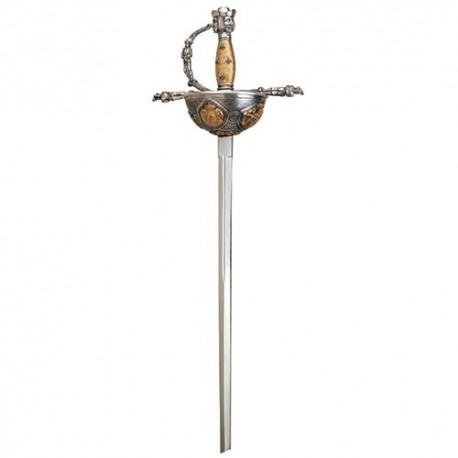 Three Musketeers Rapier Sword