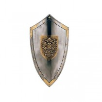 Charles V Shield Steel