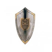 Charles V Shield Steel