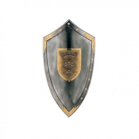 King Arthur Shield Steel