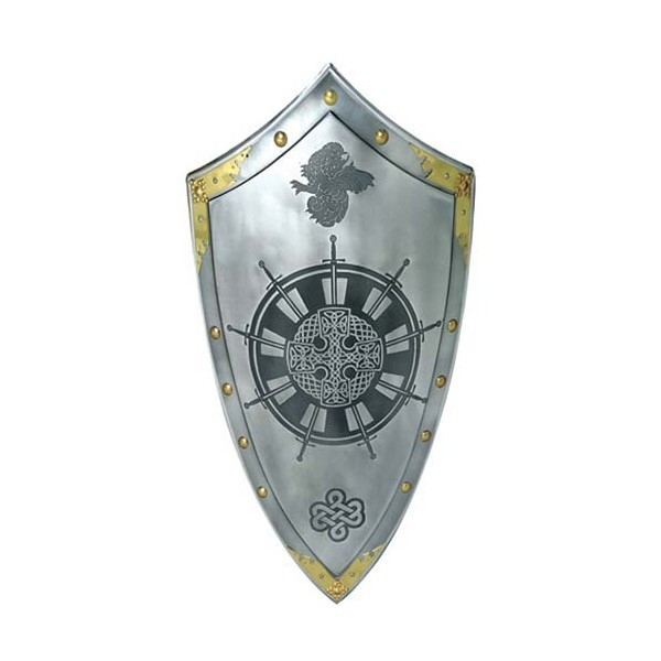 King Arthur Shield of Round Table