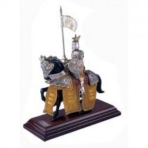 Miniature Mounted Knight Marto 918-12