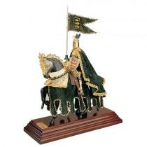 Miniature Mounted Knight Marto 919-7