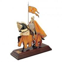 Miniature Mounted Knight Marto 919-3