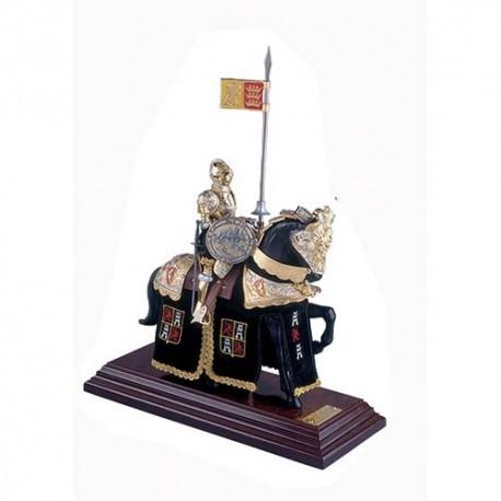 Miniature Mounted Knight Marto 918-9