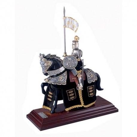 Miniature Mounted Knight Marto 918-8