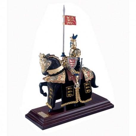 Miniature Mounted Knight Marto 918-7
