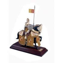 Miniature Mounted Knight Marto 918-3