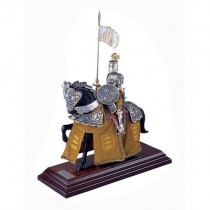 Miniature Mounted Knight Marto 918-2