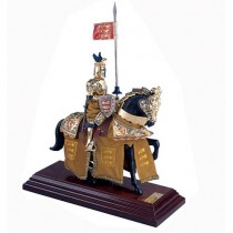 Miniature Mounted Knight Marto 918-1