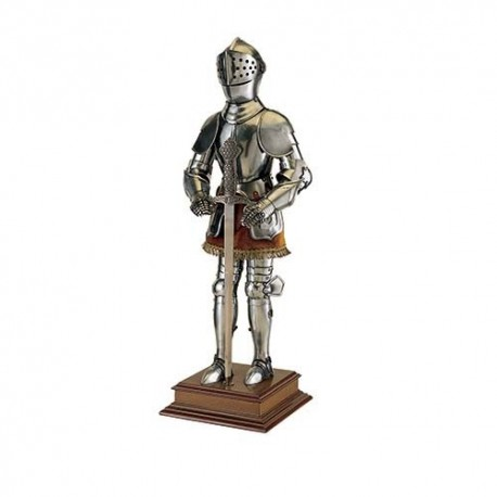 Miniature Knight Armor Marto 911