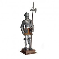 Miniature Knight Armor Marto 910