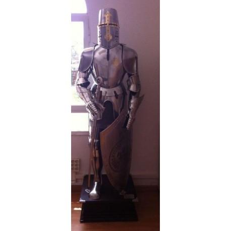 Templar Jousting Suit of Armor