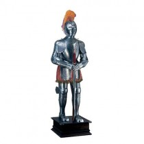Charles V Suit of Armor Etched