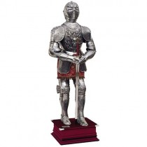 Charles V Suit of Armor Bas Relief