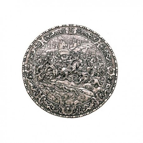 Spanish Royal Shield of Philip II
