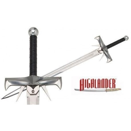 Highlander Kurgan Sword Limited Edition