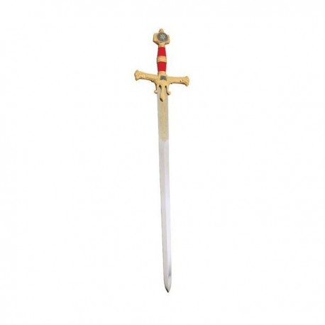 King Solomon Sword Gold