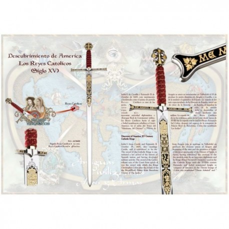 Deluxe Sword of Catholic Kings