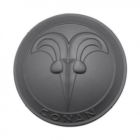 Conan Round Shield Black