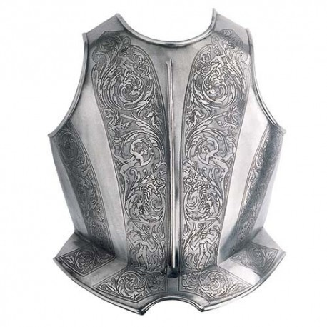 Engraved Breastplate