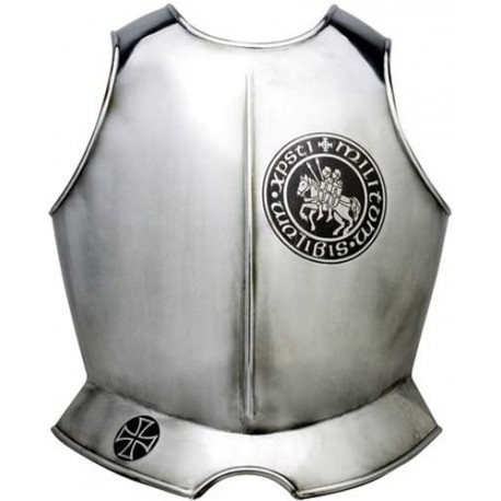 Templar Breastplate with Seal