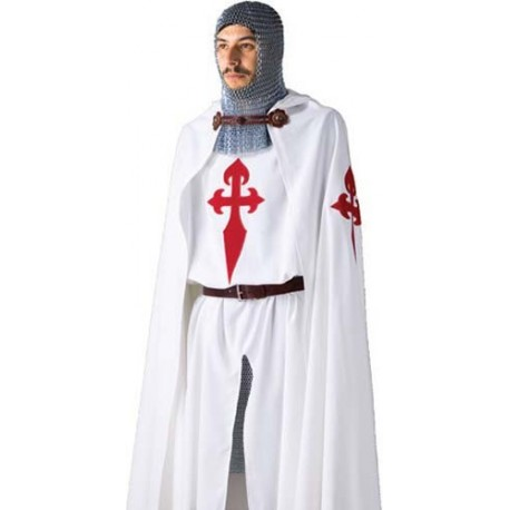 Knight of St. James Costume