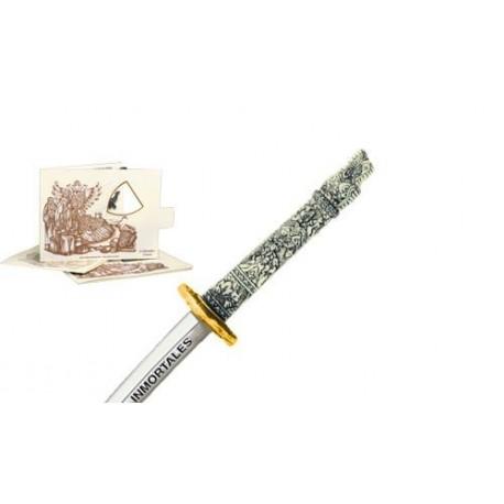 Miniature Highlander Katana Sword