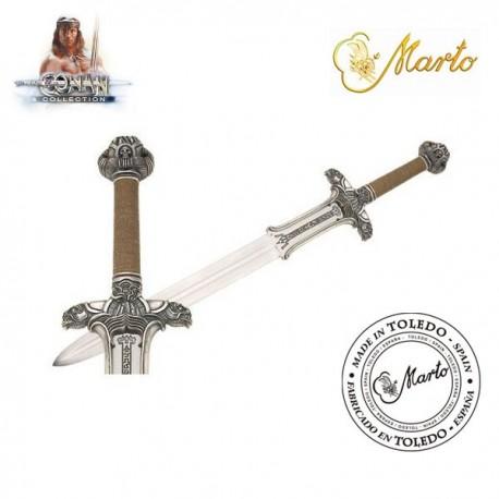 Conan Atlantean Sword Silver