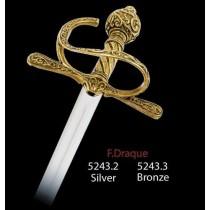 Sir Francis Drake Sword Miniature LTD