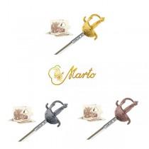 Charles III Rapier Sword Miniature