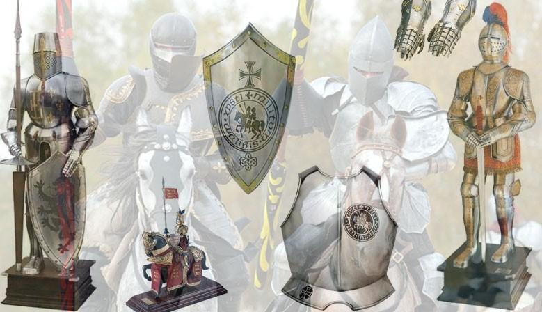 Medieval Armor by Marto Toledo Spain